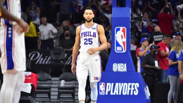 """Sixers Are """"Open"""" To Keeping Ben Simmons"""