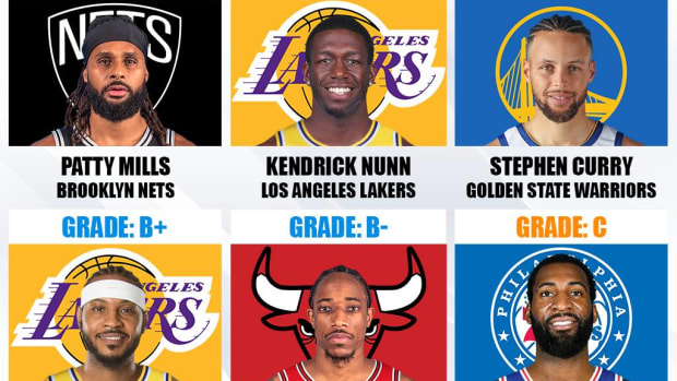 NBA Free Agency Grades: Lakers Are The Biggest Winners, Stephen Curry Deserves $215M, DeMar DeRozan Joins The Exciting Bulls