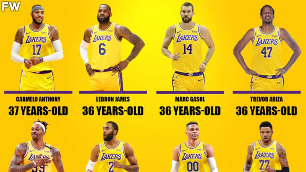 lakers old