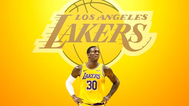"""Kendrick Nunn On His Role With The LA Lakers Next Season: """"I Take Pride In Playing Defense"""""""