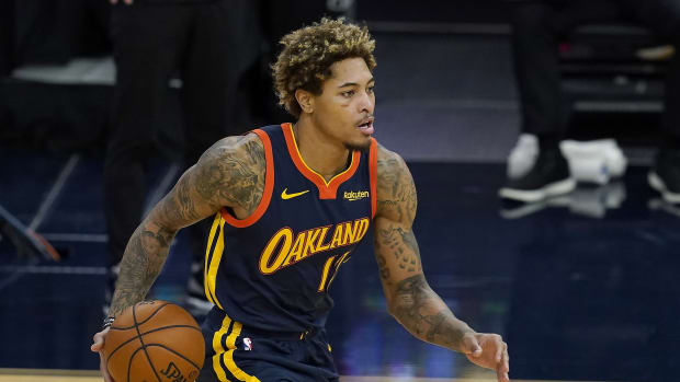 Kelly Oubre Jr. Could Sign With The Charlotte Hornets