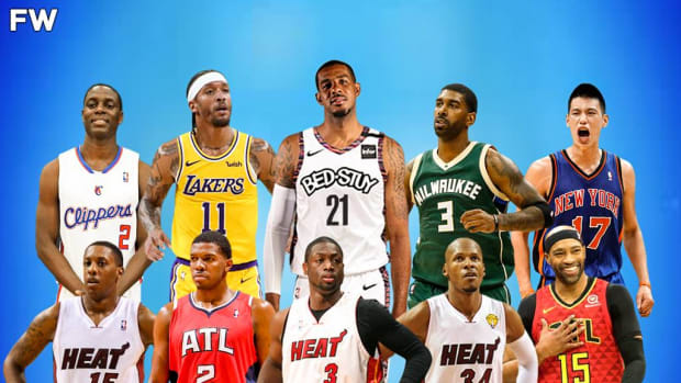 10 Retired Players That Could Still Play In The NBA
