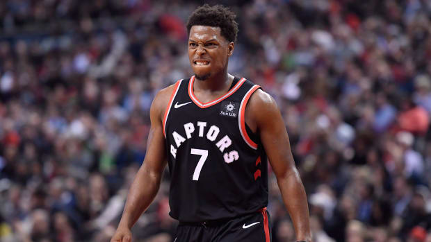 """Kyle Lowry On His First Game Back In Toronto- """"I Know I'm Going To Cry."""""""