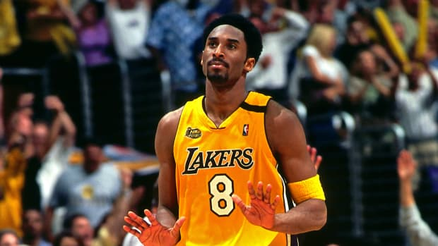 """Kobe Bryant On Gary Payton: """"He Helped Me Become A Great Defensive Player."""