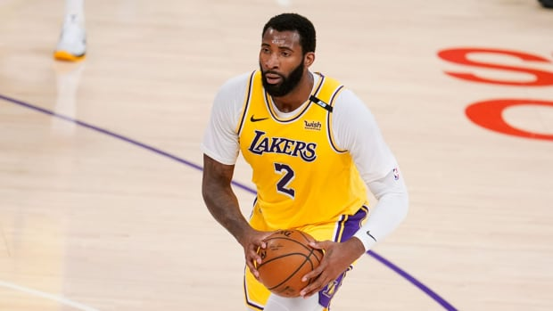 """Andre Drummond Explains Why He Left The Lakers- """"Times Are Changing..."""""""