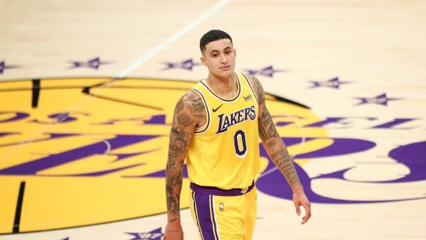 Kyle Kuzma Promises Fans He'll Be Better In D.C. Than He Was With The Lakers