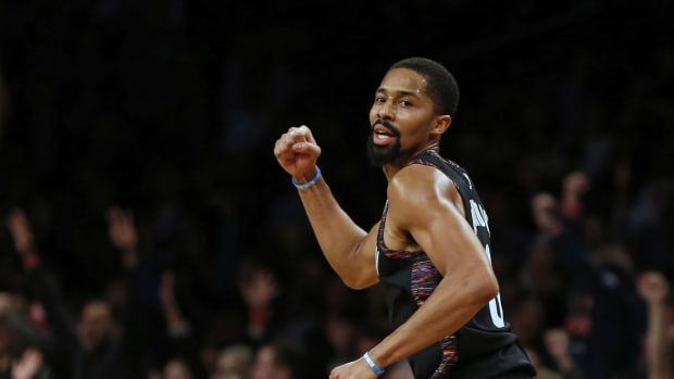 Spencer Dinwiddie Will Earn $1 Extra On His Contract If He Wins Title With The Wizards