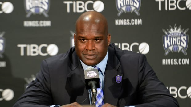 Shaquille O'Neal Is Reportedly Selling His Ownership Stake In The Sacramento Kings