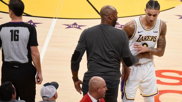 """Kyle Kuza Remembers His First Workout With Kobe Bryant- """"I Get Done And I'm Completely, Completely Dead Tired..."""""""