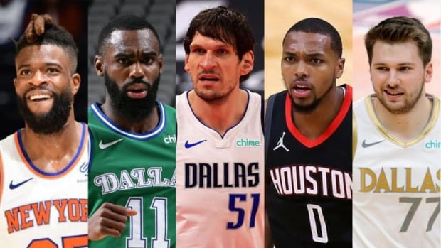 Mark Cuban On The Mavs' Free Agency Moves: 'I Think We've Improved Our Team Considerably.'