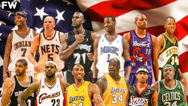 Shaquille O'Neal Wonders What Would 2004 Team USA Look Like If All The Best Players Were Available?