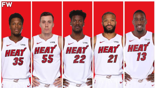 The Miami Heat Potential Starting Lineup: They Can Surprise The East Again