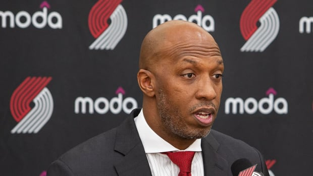 """Chauncey Billups Reveals His Plans For Trail Blazers- """"I'm Not One Of Those Coaches That Wants To Shoot All Threes And Get Up 50 Threes.""""."""