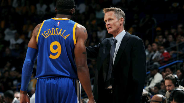 """Steve Kerr On The Return Of Andre Iguodala- """"When We Lost Him, We Lost A Piece Of Our Soul."""""""