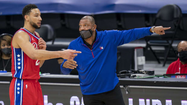 """NBA Rumors- Ben Simmons And Doc Rivers' Relationship Has Suffered """"Irreparable"""" Damage"""