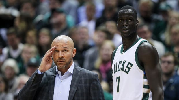 """Thon Maker Denies Rumor About Jason Kidd Punishing Milwaukee Bucks Players Because He Had An Android: """"I Know People Make Stuff Up For Clicks Now But This One Is Hilarious And Wrong """""""