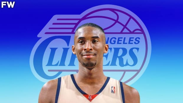 Kobe Bryant Reveals Why LA Clippers Didn't Want To Draft Him: 'If We Drafted A 17 Year Old Kid, The City Of Los Angeles Wouldn't Take It Seriously'