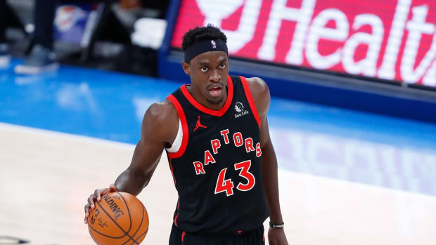 NBA Rumors- Blazers Could Trade For Pascal Siakam