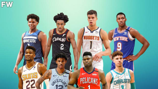 8 Young Players On Rookie Scales Who Will Sign Max Contract