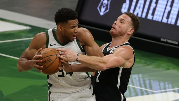 """Blake Griffin On Losing To Bucks In 2021 Playoffs- """"If We Just Did This One Extra Thing."""""""