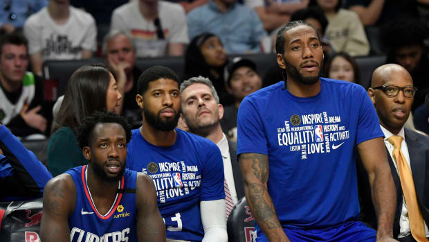 """Patrick Beverley After The Clippers Got Kawhi Leonard And Paul George: """"I Just Won The F**king Championship"""""""