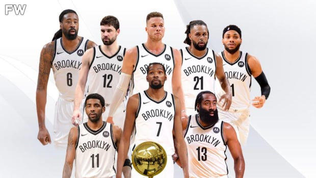 10 Reasons Why The Brooklyn Nets Will Win The 2022 NBA Championship