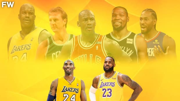 Michael Jordan, Larry Bird, Kevin Durant, And Other NBA Stars Pick Kobe Bryant Over LeBron James: 'If You Want To Have Fun, Go Play With LeBron. If You Want To Win, You Play With Kobe'