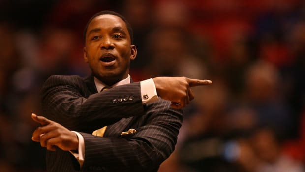 Isiah Thomas Says He Could Have Stopped The Malice At The Palace And Won The Championship With The Indiana Pacers In 2005