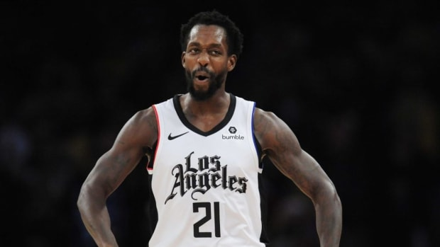 Stephen A. Smith Explains How Important Patrick Beverley Was For The Clippers: 'Professional Hall Of Fame Pest.'