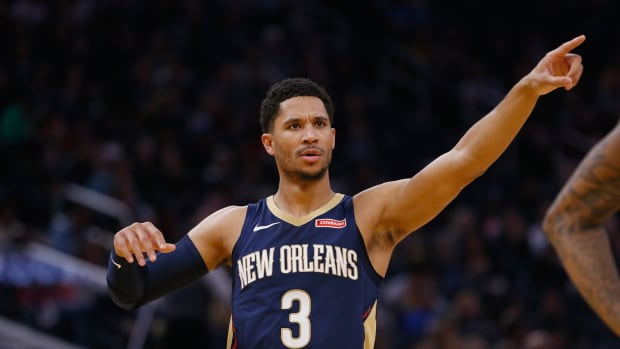 Josh Hart Reacts To 3-Year, $38 Million Deal With Pelicans
