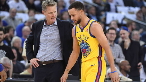 """Steve Kerr On 2021 Warriors- """"It's Real Exciting To Think Of What We Can Accomplish..."""""""