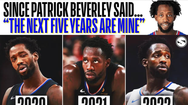 Since Patrick Beverley Trash Talked Stephen Curry: He Blew A 3-1 Lead, Lost His Starting Spot, And Got Traded To The Grizzlies