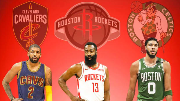 Only 3 Players Have Scored 50+ Points Against San Antonio Under Gregg Popovich: James Harden, Kyrie Irving, And Jayson Tatum Make The List