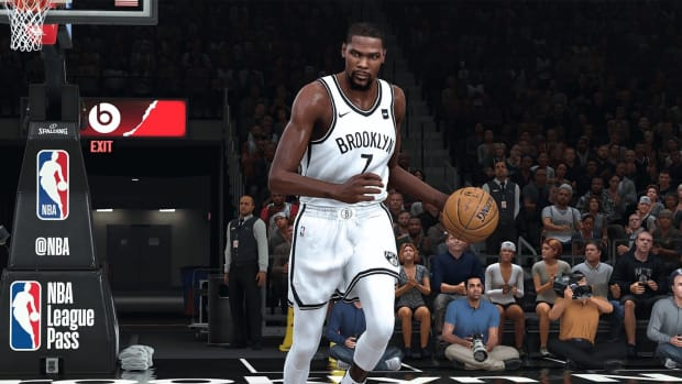"""Kevin Durant Wants NBA 2K To Boost His Rating- """"I Think I Should Be A 99."""""""