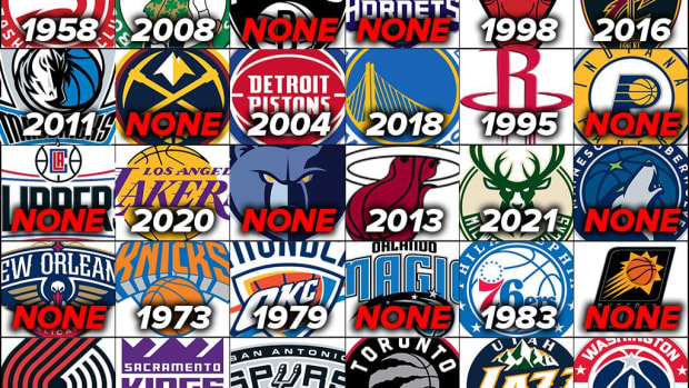 The Last Time Each NBA Franchise Won A Championship: 11 Teams Remain Ringless