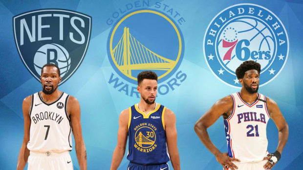 Kevin Durant, Stephen Curry, And Joel Embiid Will Be Paid $700,000 Per Game, Whether They Play Or Not
