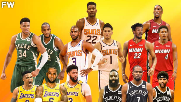 2021-22 NBA Power Rankings: Brooklyn Nets And Los Angeles Lakers Are Two Best Teams In The League