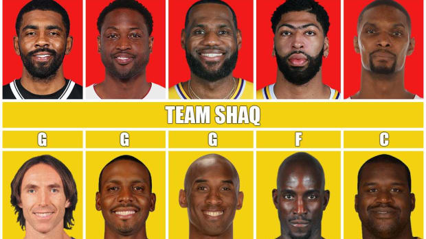 LeBron Superteam vs. Shaq Superteam: The Duel Of Two Dominant Squads