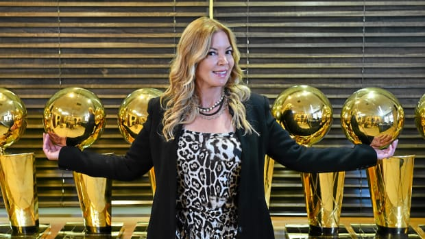 """Lakers Owner Jeanie Buss Says Fans Will Be """"Cuckoo"""" For Russell Westbrook"""