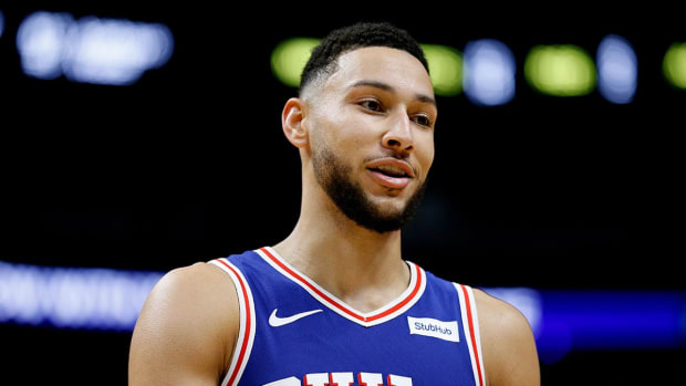 """Jon Krawczynski On Ben Simmons: """"I Don't Think There Is A Huge Market Out There Right Now For Him"""""""