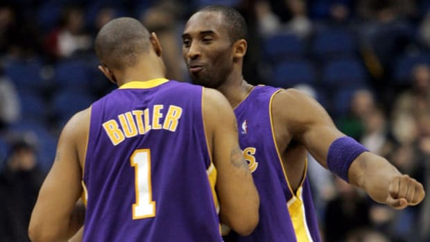 """Caron Butler Shares Incredible Clutch Story About Kobe Bryant: """"Whoever Wanna Take The Ball Will Be Part Of History"""""""