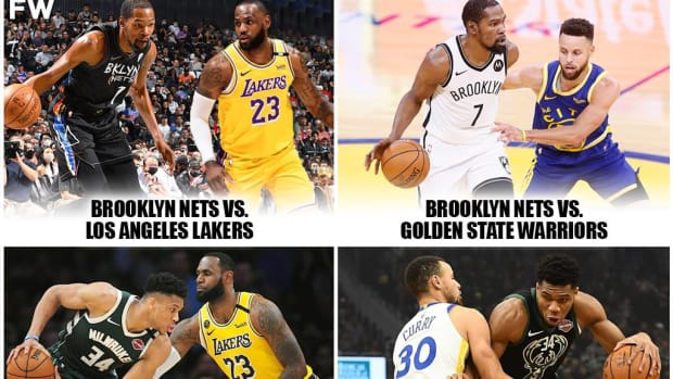 The 7 Best Possible NBA Finals Scenarios For 2022: Everybody Wants To See Nets vs. Lakers