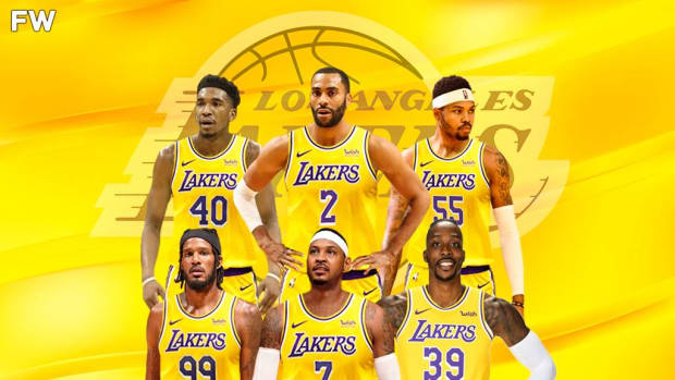 aging lakers