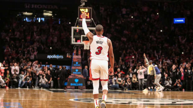 Dwyane Wade Holds The Record For Being The Shortest NBA Player To Reach 1000 Career Dunks