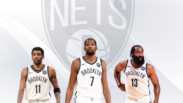 """Metta Sandiford-Artest Supports The Nets Creating A Superteam: """"I'm Really Happy They Teamed Up Because If You Don't Team Up In The NBA Good Luck Trying To Win A Title, Good Luck."""""""