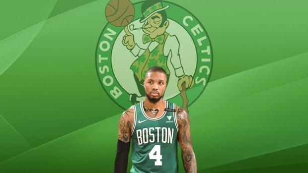 NBA Rumors: Damian Lillard Could Land In Boston 'Before Christmas'