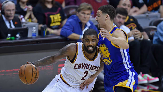 Klay Thompson Has Played More Career Games Than Kyrie Irving Despite Missing 2 Full Seasons