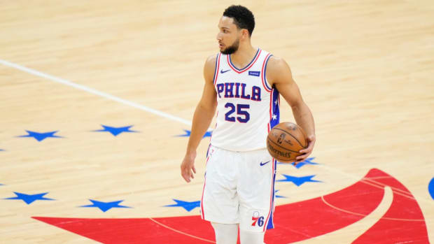 """NBA Insider On Ben Simmons' Future With Philadelphia 76ers: """"I've Been Told Around The League That Ben Simmons Will Get Traded"""""""