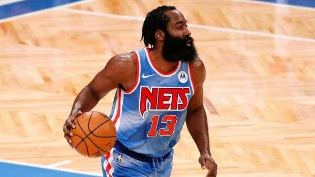James Harden Has Made More Free Throws Than Field Goals In His Career