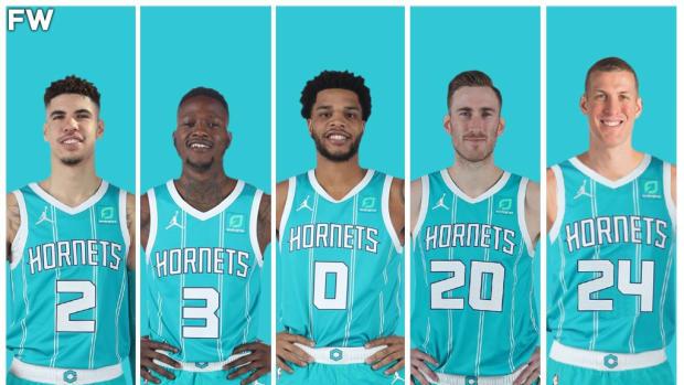hornets lineup